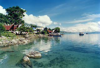 Tempat Wisata di Sumatera Utara Pulau Samosir