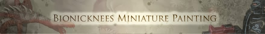 Bionicknees Miniature Painting