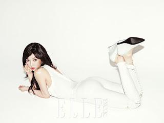 HyunA 현아 Elle Korea Pictures