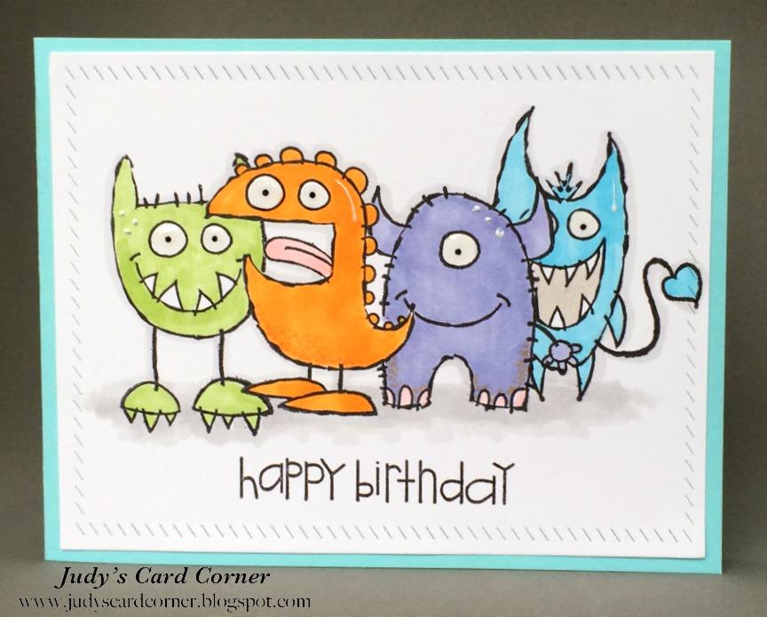 Judy's Card Corner: CASology #151: KIDS