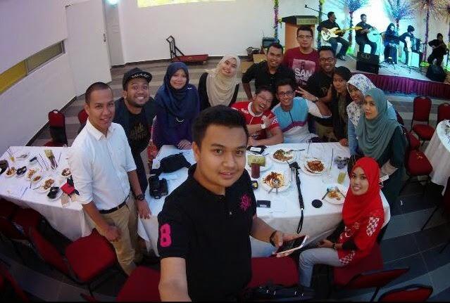 Bufet Ramadhan 2015 Bangi Golf Resort