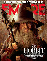 the hobbit an unexpected journey, empire cover