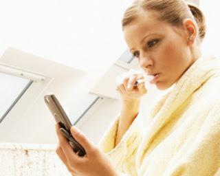 7 dari 10 orang Mengaku Gak Bisa Hidup Tanpa Ponsel