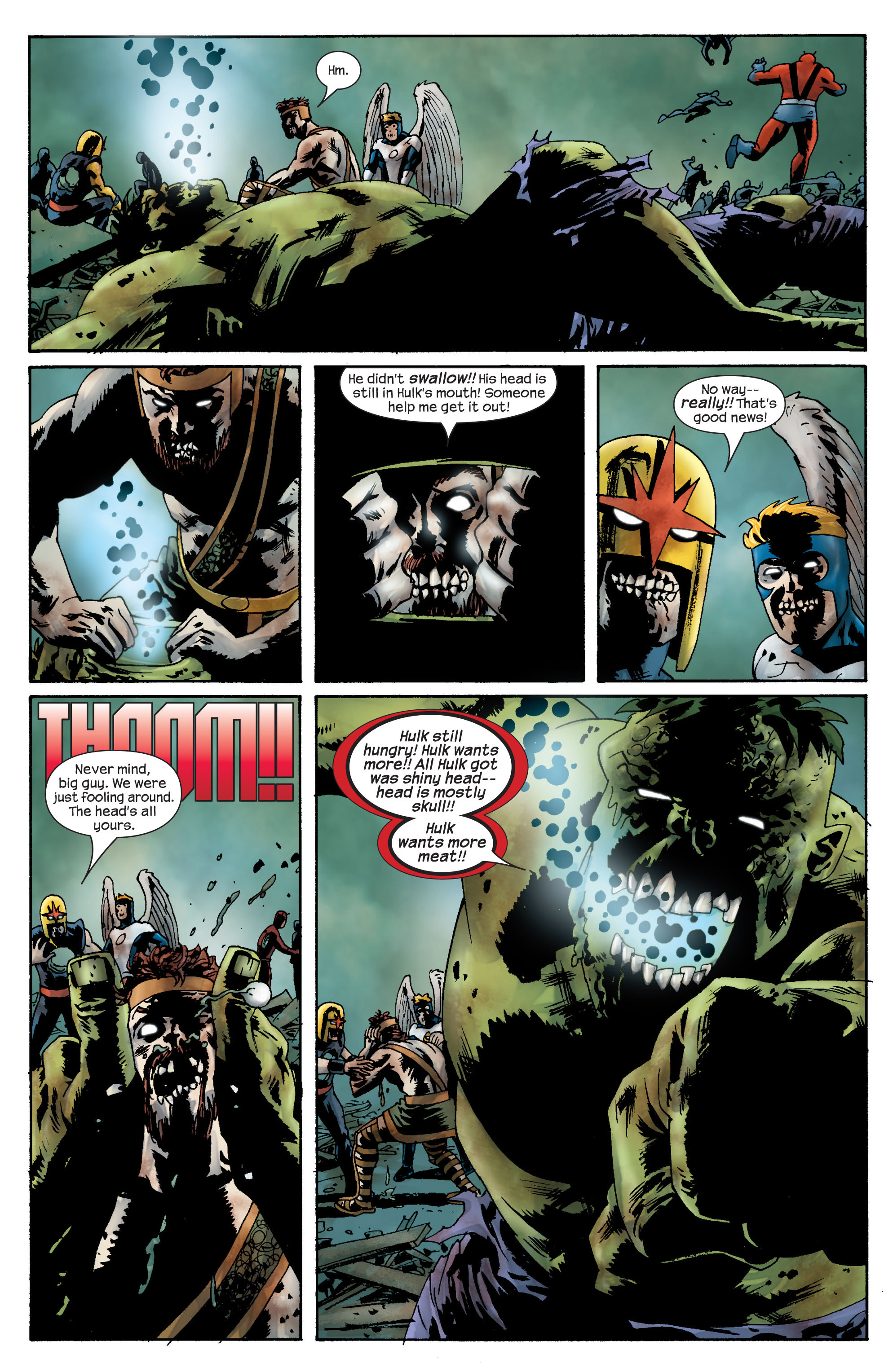Marvel Zombies (2006) Issue #3 #3 - English 13