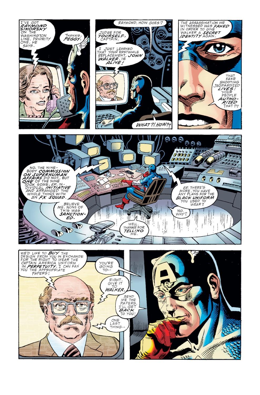 Captain America (1968) Issue #355 #288 - English 3