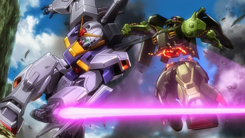 Gundam guy gundam build fighters try episode 1 39 the boy for Domon in gundam build fighters