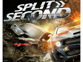 Split Second wallpaper