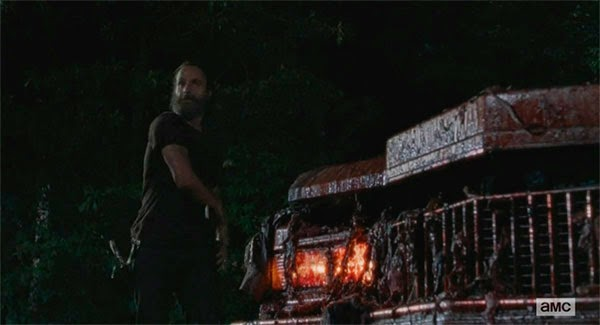 Escena de The Walking Dead 5x11