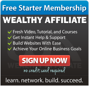 Wealthy Affiliate Online Business Community