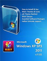Windows XP SP3 2011 v11.02
