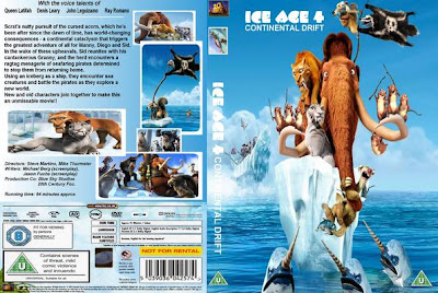 ICE AGE 4 CONTINENTAL DRIFT [ 2012 ] DVDRip