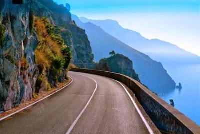hairpin road