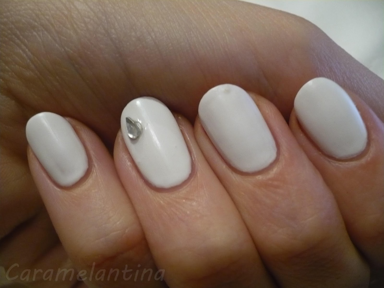 Colorama Blanco Francés, opiniones swatch review