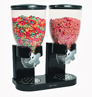 Cereal & Dry Food Dispenser
