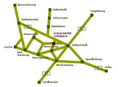 Emplazamiento de Ströbeck