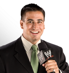 WWE RING ANNOUNCER ROBERTS RELEASED MONDAY 2014