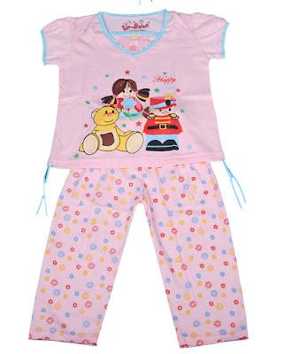 baju tidur anak perempuan murah grosir import