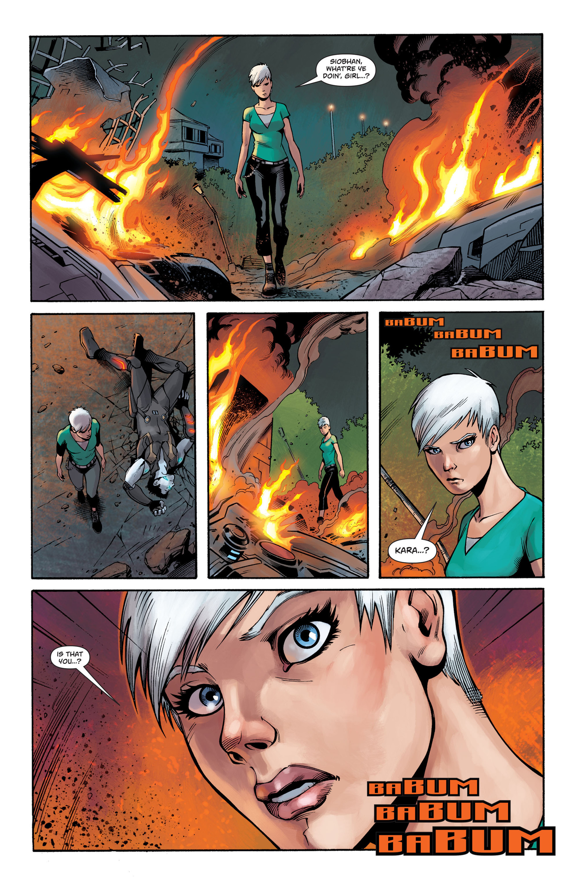 Supergirl (2011) Issue #28 #30 - English 20