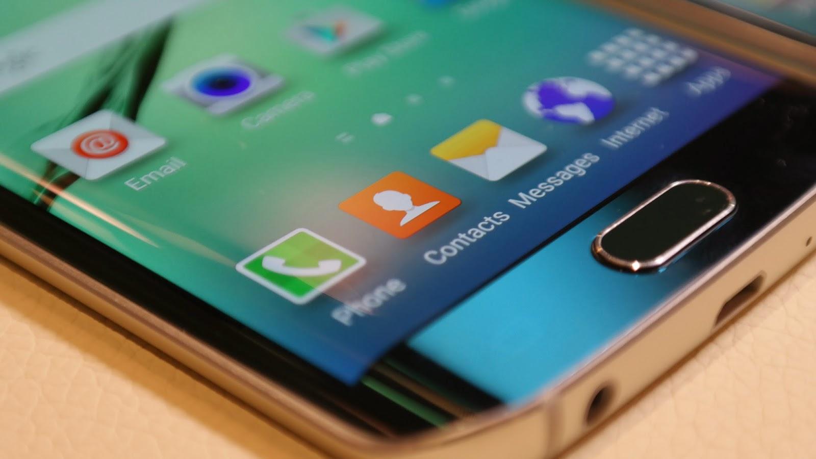 Cara Mendapatkan Tema yang Menarik di Samsung Galaxy S6 dan Galaxy S6 ...