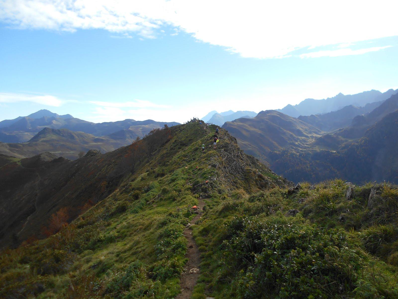 km vertical du Hautacam.