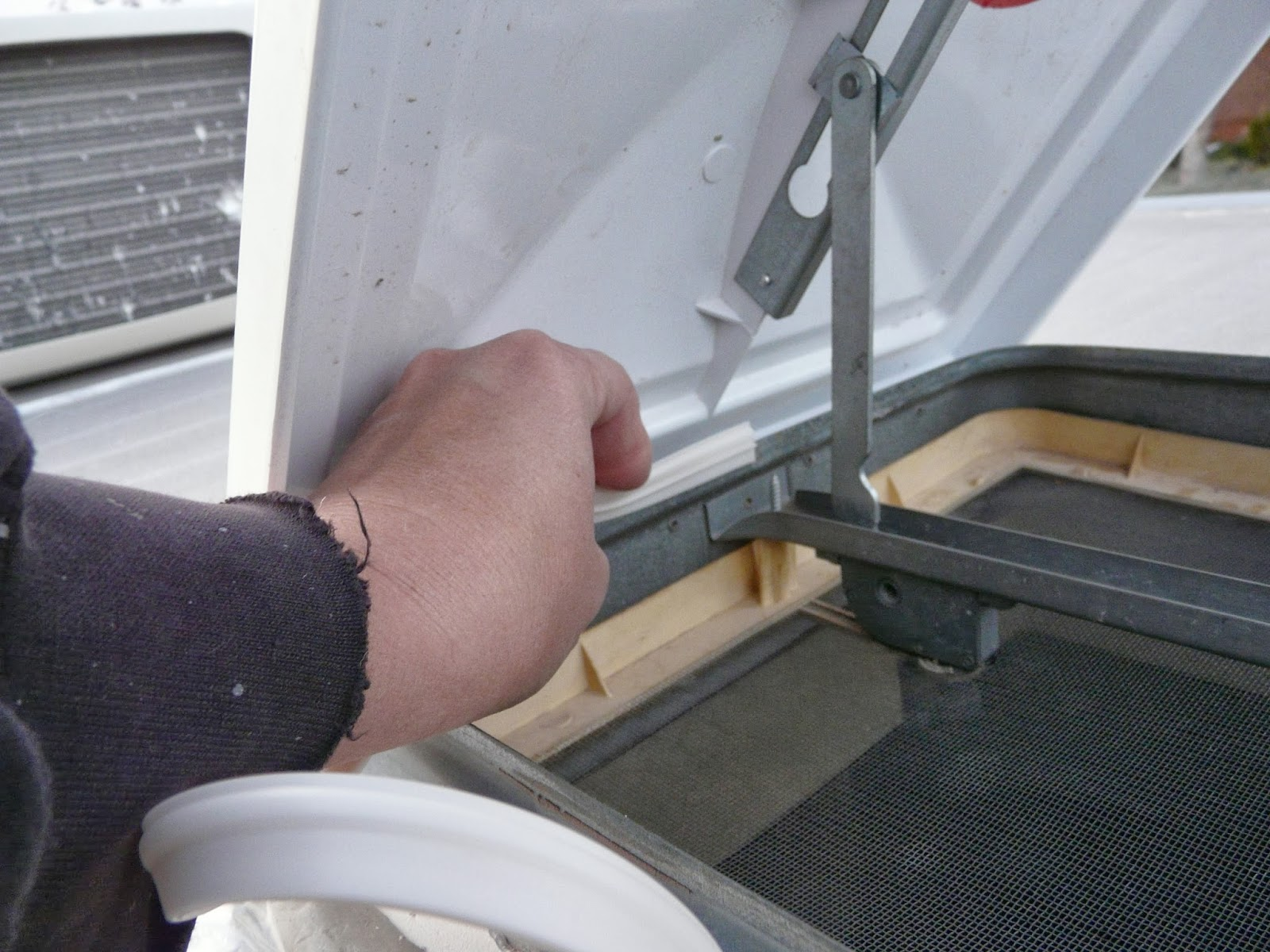 The Quot Secret Quot Is Gratitude Fixing Leaks On Rv Or Trailer