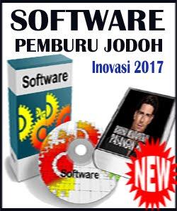 SOFTWARE PEMBURU JODOH