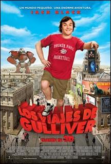 ver y descargar peliculas online en hd sin corte Los viajes de Gulliver [Español]
