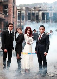 Salaryman Chohanji Drama Korea Terbaru 2012