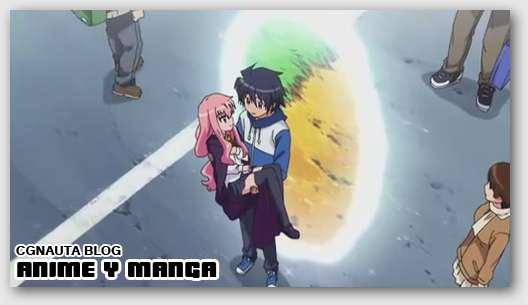 Zero no Tsukaima F Episodio 12: El final del Familiar de ...