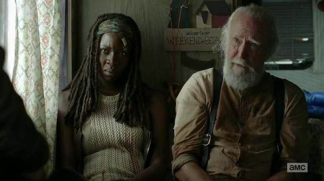 4x08 'Too Far Gone' The Walking Dead
