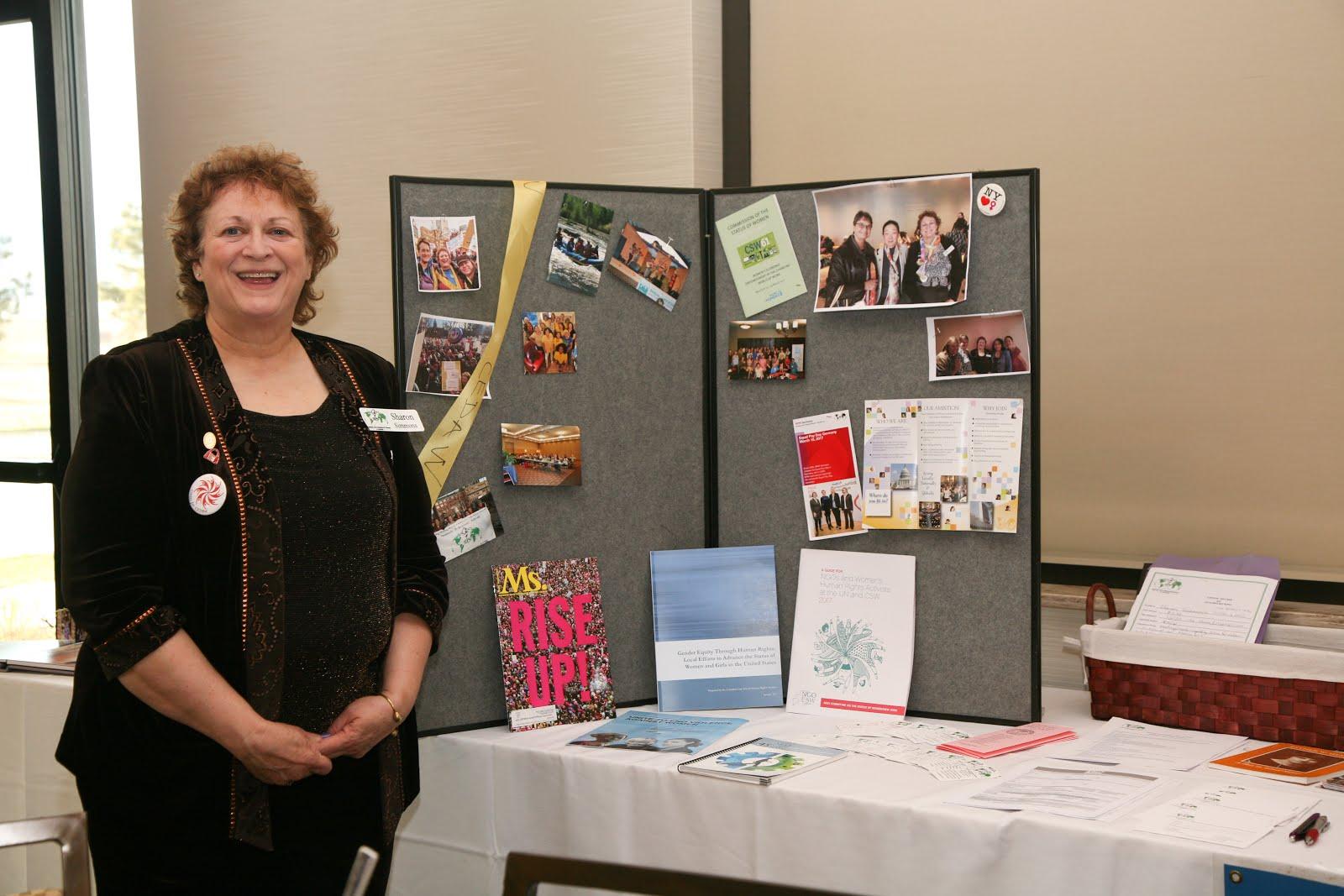 Sharon Simmons, BPW Boulder President