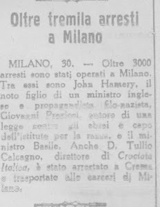 L' ECO DI BERGAMO - 30 APRILE 1945