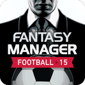 Fantasy Manager Football 2015 logo cover by www.kontes-seo-news.blogspot.com