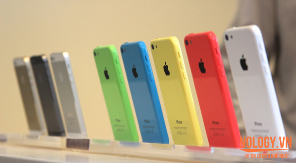 iPhone 5c lock