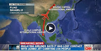 Malaysia Airlines Expecting the worst: Families await news of missing