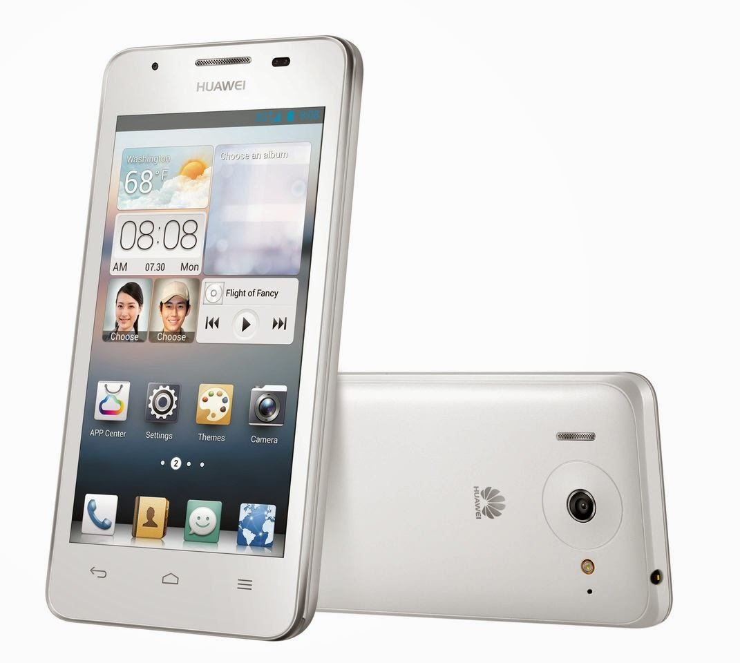 Tutorial Rooting Huawei Ascend Y300