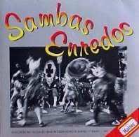 foto da capa do cd sambas de enredo 1993 grupo de acesso