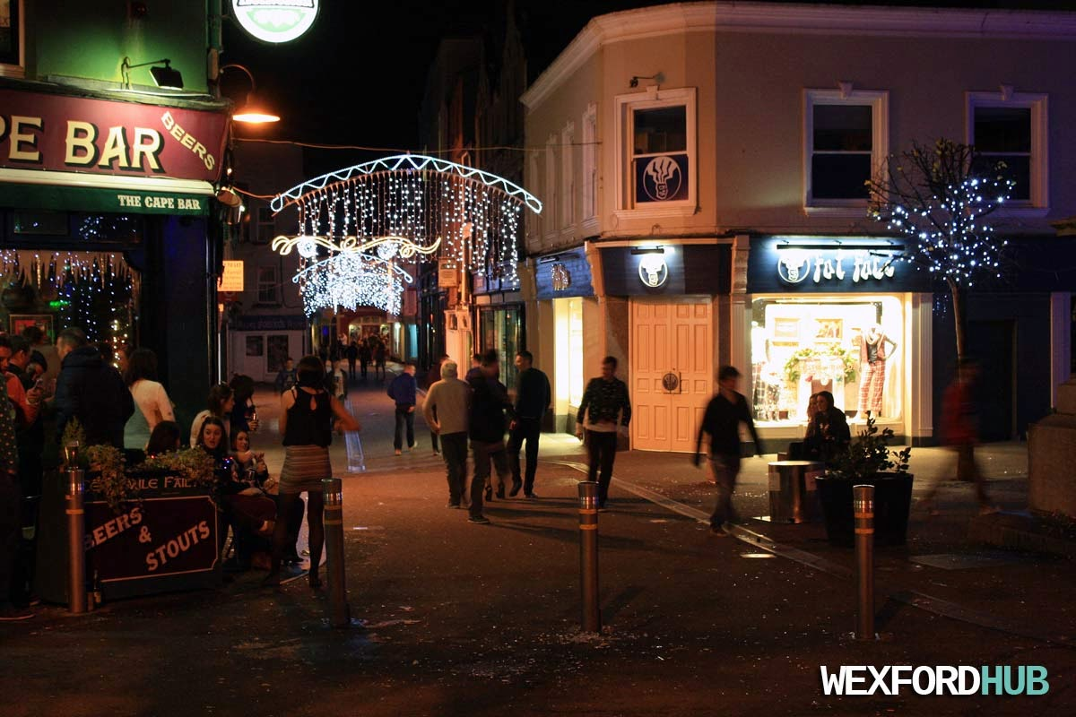 12 Pubs of Christmas - North Main Street, Wexford