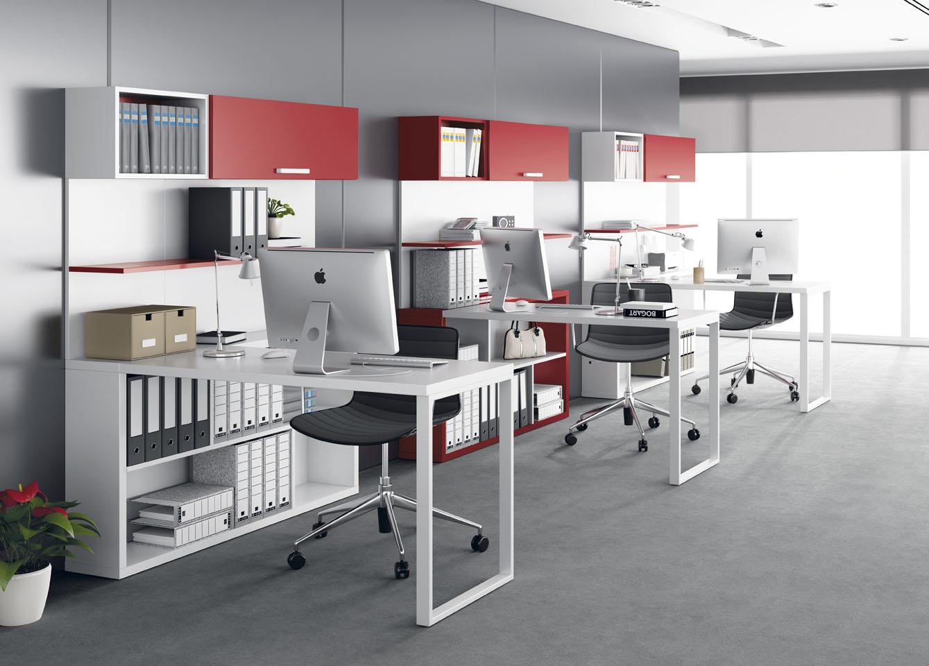 Muebles ros conoces las oficinas de ros for Computadoras para oficina