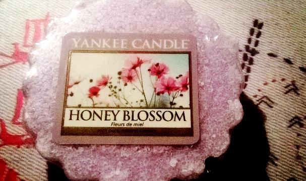 [Yankee Candle] Bukiet miodowych kwiatów