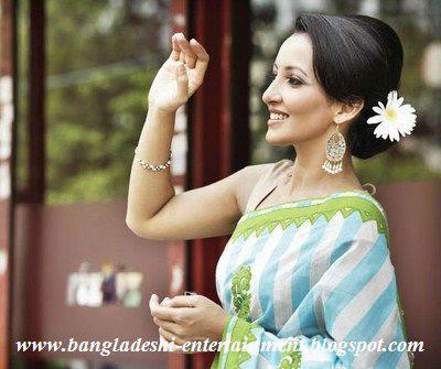 Bangladeshi model munmun