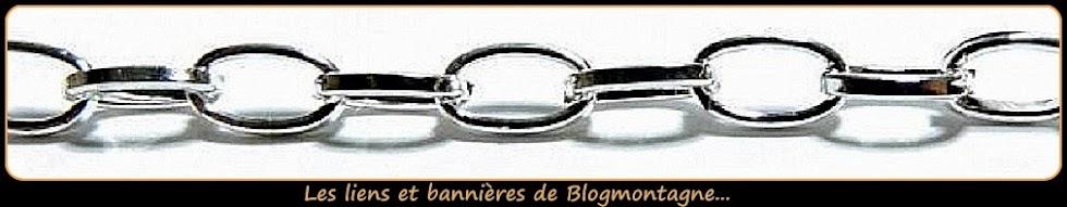➽ Liens  & bannières de Blog montagne & rando  ~