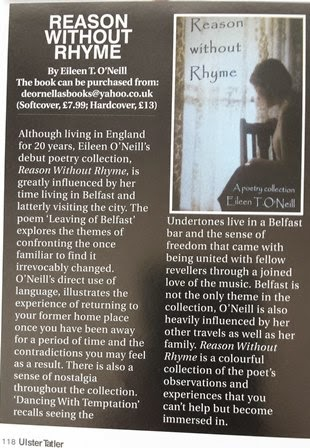 Ulster Tatler Magazine Review August 2014