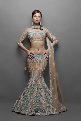 Lehenga Choli Fashion Style 2012 November Fashions Addres