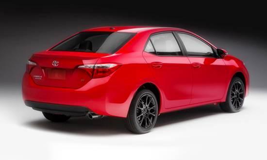 2016 Toyota Corolla Special Edition Price in Canada
