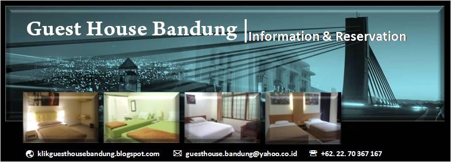 guesthouse bandung