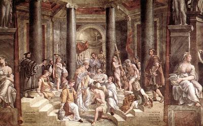 Η νέα θρησκεία και το το τέλος του αρχαίου κόσμου