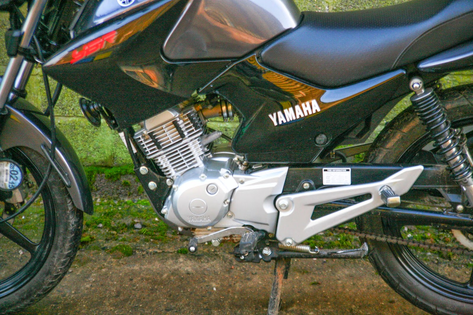 Yamaha Ybr 125 Owner Blog   Yamaha Ybr 125 For Sale Uk
