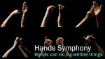 Haz música con las manos