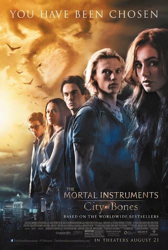 The Mortal Instruments City of Bones (BRRip HD Español Latino)